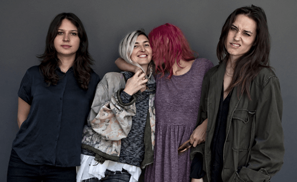 Warpaint publica video con nueva música