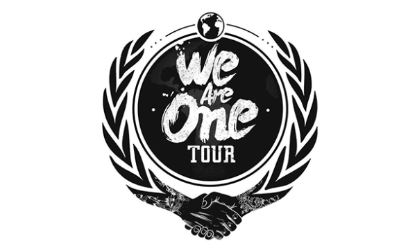 Revelan cartel del festival We Are One Tour 2017