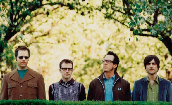 "Weezer tocó ""Back To The Shack"" en The Tonight Show"