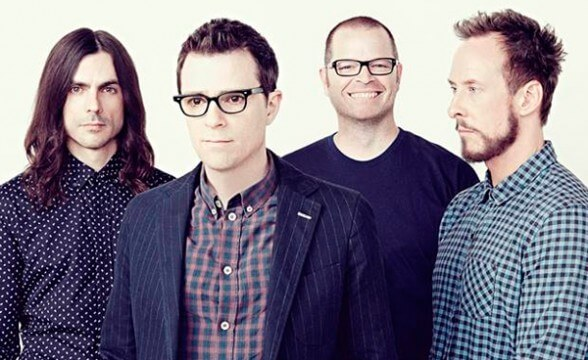 "Nueva canción de Weezer: ""Back To The Shack"""