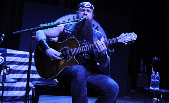 "Nuevo video de Zakk Wylde: ""Lost Prayer"""