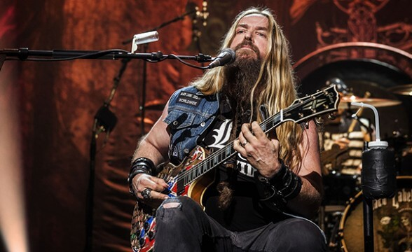 Zakk Wylde: Honor al metal