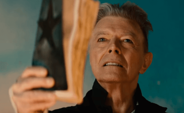 "Nuevo video de David Bowie: ""★"" (""Blackstar"")"