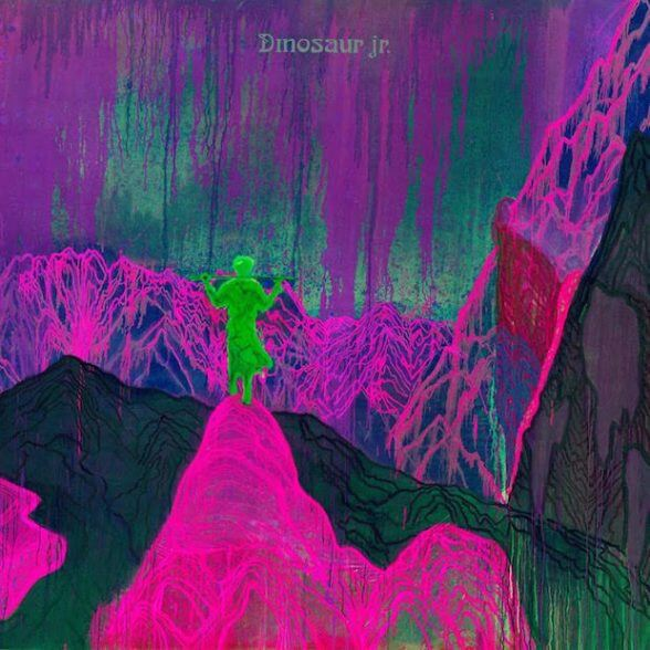 "Dinosaur Jr. anuncia lanzamiento de nuevo disco: ""Give A Glimpse Of What Yer Not"""
