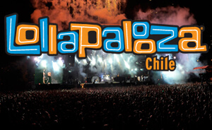 Sigue el streaming de Lollapalooza Chile 2013
