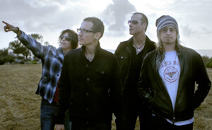 Chester Bennington es el nuevo vocalista de Stone Temple Pilots
