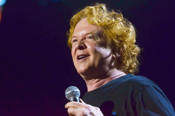 02 Simply Red @ Movistar Arena 2016
