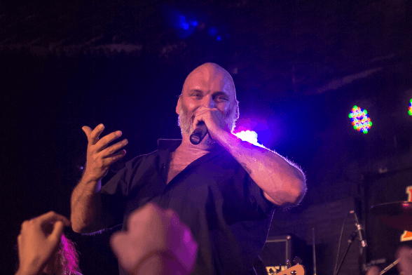 04 Blaze Bayley @ Club Rock & Guitarras