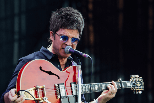 07 Noel Gallagher @ Lollapalooza Chile 2016