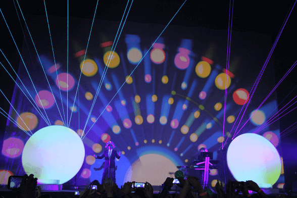 16 Pet Shop Boys @ Expo Center Espacio Riesco