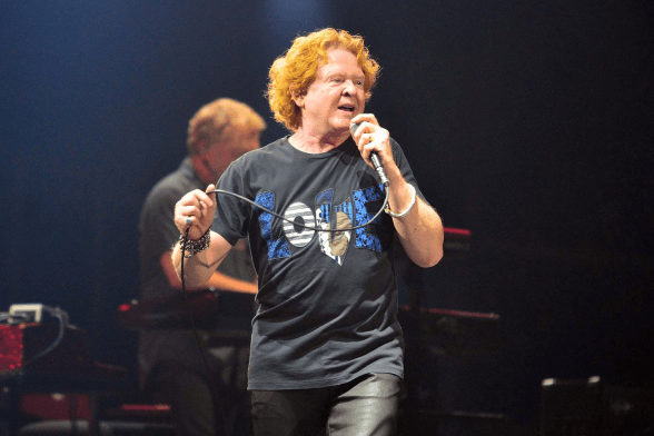 07 Simply Red @ Movistar Arena 2016