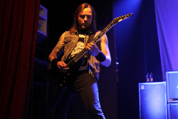 08 Bullet For My Valentine @ Teatro Cariola 2015