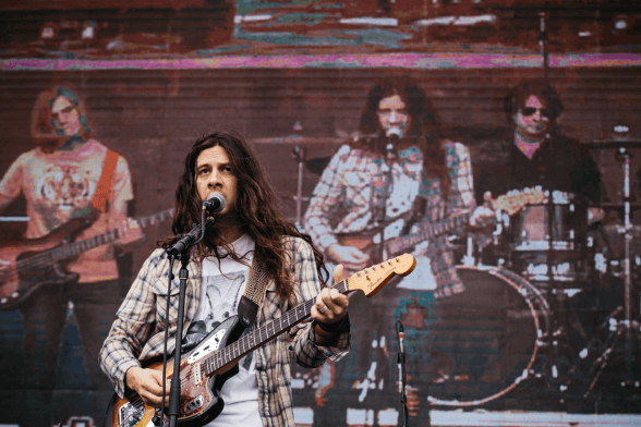 08 Kurt Vile And The Violators @ Fauna Primavera 2016