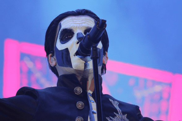 10 Ghost @ Lollapalooza Chile 2016