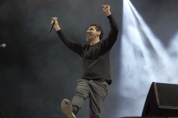 11 System Of A Down @ Santiago Gets Louder 2015