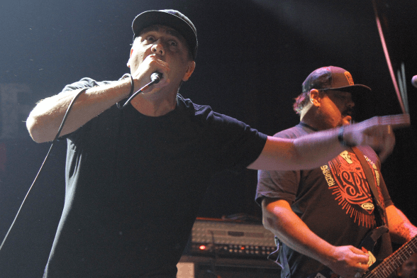 13 Pennywise @ Teatro Cariola 2015