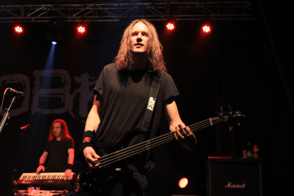 14 Children Of Bodom @ Teatro Cariola 2016