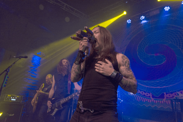 15 Amorphis @ Club Blondie 2016