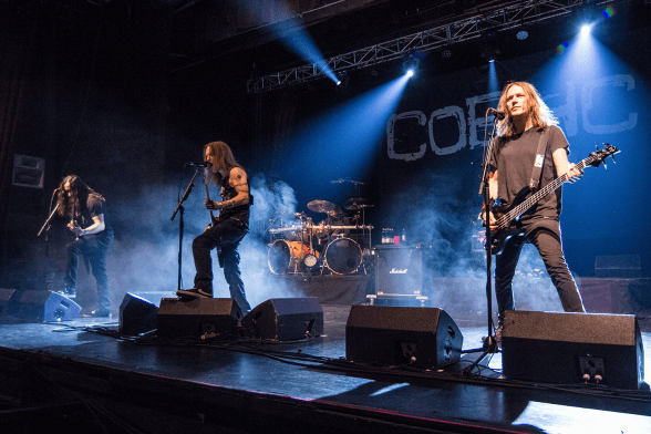 15 Children Of Bodom @ Teatro Cariola 2016