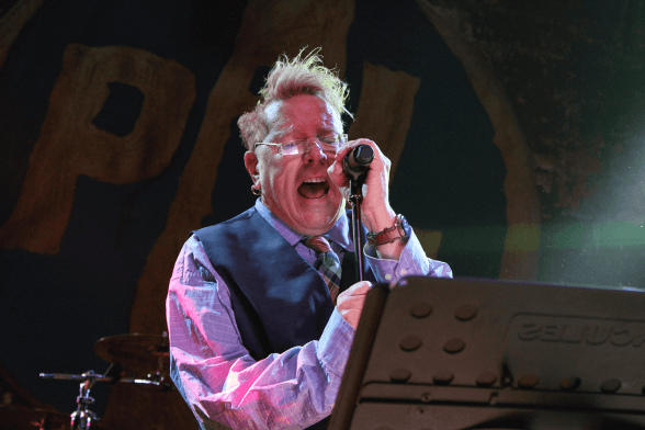 21 Public Image Ltd @ Club Blondie 2016