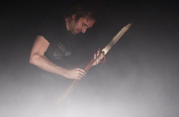 A PLACE TO BURY STRANGERS CHILE 2014 03