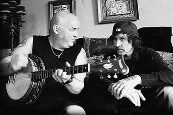 ALAIN JOHANNES - MARK LANEGAN