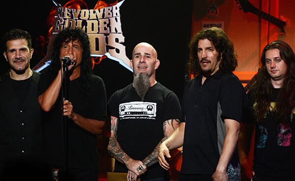 "Trailer de ""Chile On Hell"", nuevo DVD de Anthrax"
