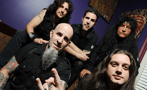 "Anthrax anuncia nuevo álbum: ""For All Kings"""