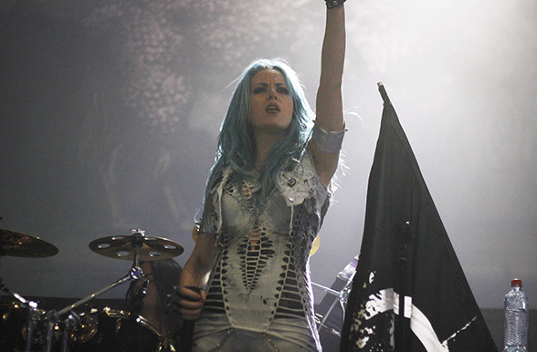 ARCH ENEMY CHILE 2015 05