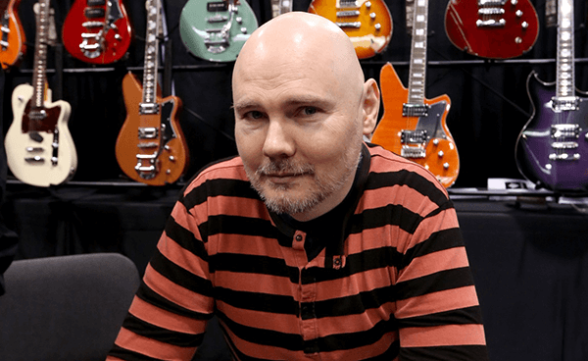 "Billy Corgan tocó por primera vez en 23 años ""Sweet, Sweet"" de The Smashing Pumpkins"