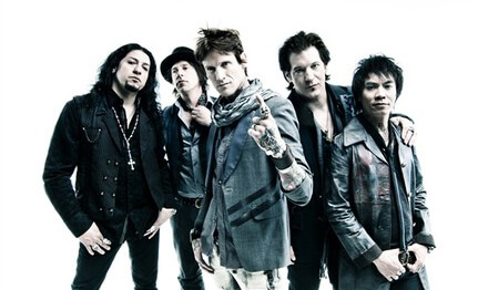BUCKCHERRY 01