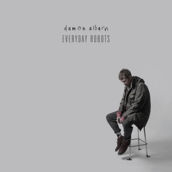 PORTADA EVERYDAY ROBOTS DAMON ALBARN