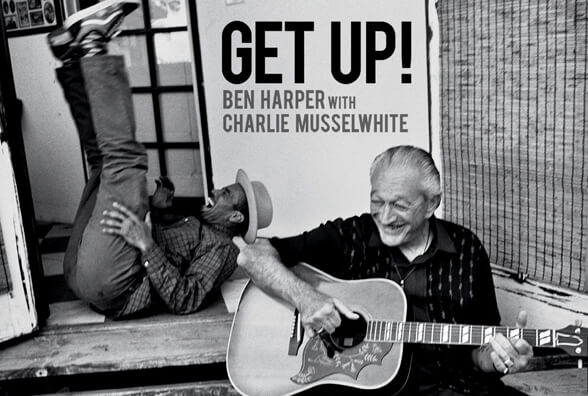 Ben Harper and Charlie Musselwhite 02
