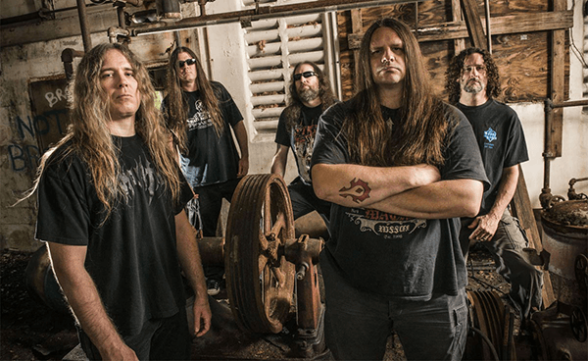 "Nueva canción de Cannibal Corpse: ""Code Of The Slashers"""