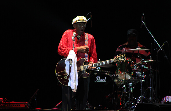 CHUCK BERRY CHILE 2013 03