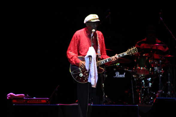 CHUCK BERRY CHILE 2013 08