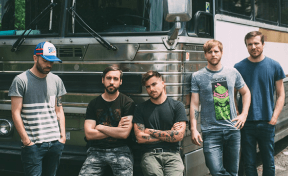 "Streaming del nuevo disco de Circa Survive: ""The Amulet"""