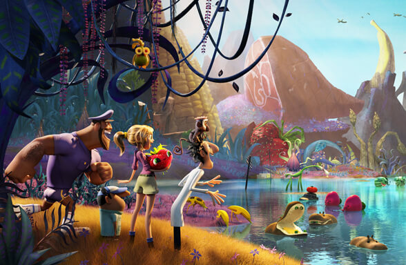 CLOUDY WITH A CHANCE OF MEATBALLS 2 02