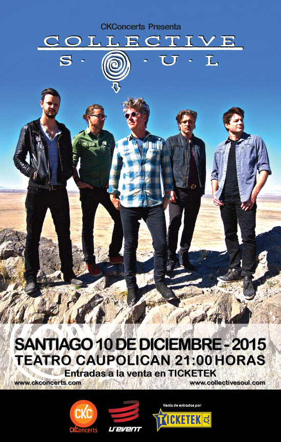 COLLECTIVE SOUL EN CHILE