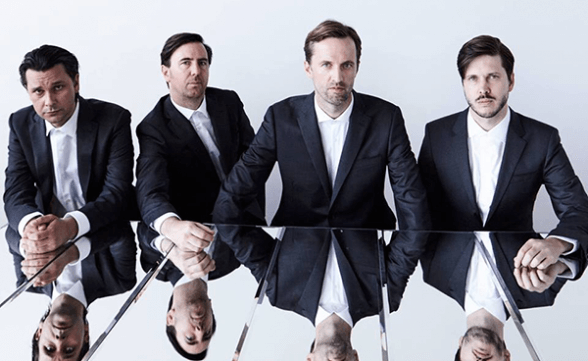 "Streaming del nuevo disco de Cut Copy: ""Haiku From Zero"""