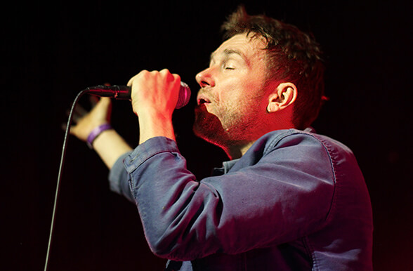 DAMON ALBARN CHILE 2014 05