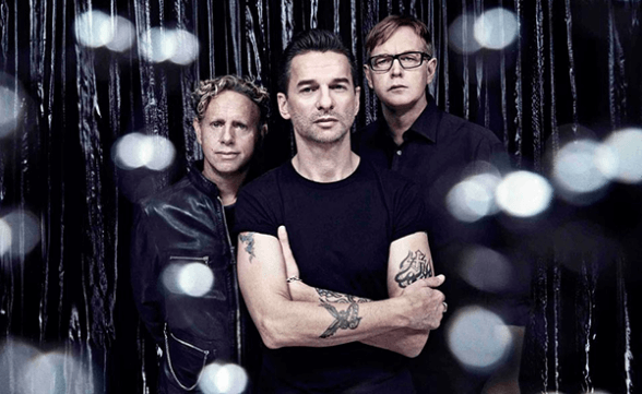 "Depeche Mode hizo cover de ""Heroes"" de David Bowie"