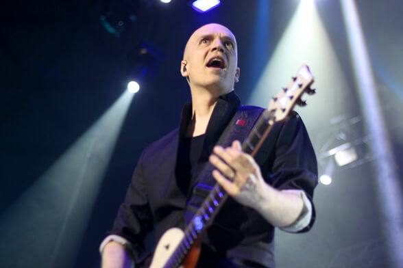 DEVIN TOWNSEND PROJECT TMF 2013 01
