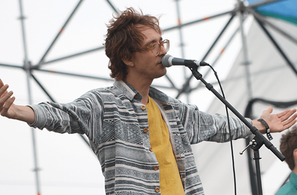 ERLEND OYE & THE RAINBOWS PRIMAVERA FAUNA 2014 01