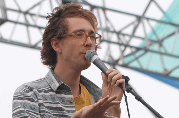 ERLEND OYE & THE RAINBOWS PRIMAVERA FAUNA 2014 03