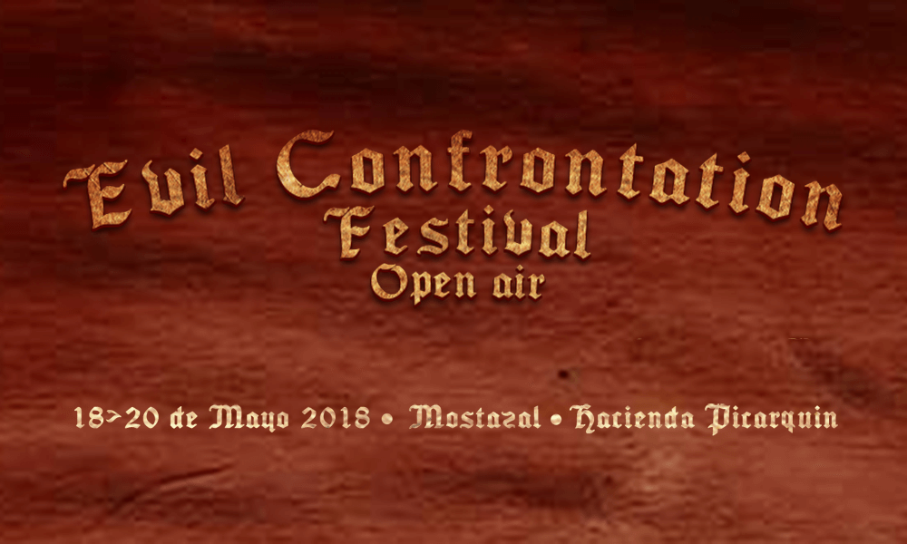 Evil Confrontation Open Air