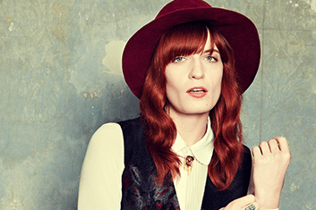 FLORENCE + THE MACHINE 01