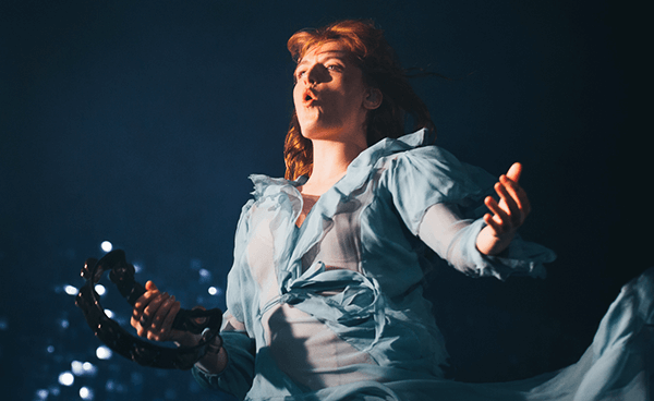 Galería fotográfica de Florence + The Machine @ Lollapalooza Chile (20/03/2016)