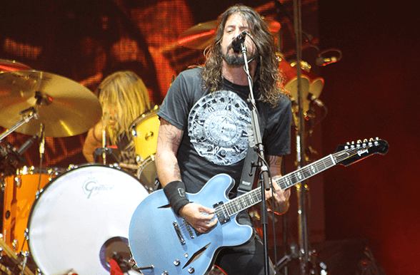 FOO FIGHTERS CHILE 2015 08