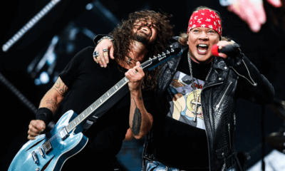 Foo Fighters y Guns N' Roses